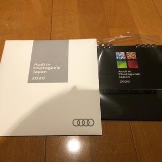 アウディ(AUDI)のAudi 2020 卓上カレンダー(カレンダー/スケジュール)