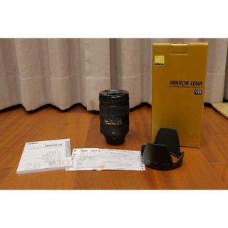 Nikon - Nikon AF-S 28-300mm f3.5-5.6G ED VR