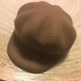 STUDIO CLIP - スタディオクリップ スタジオクリップ フェルト キャスケット 帽子