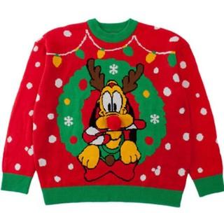 Disney - 新品 セーター プルート クリスマス ディズニー