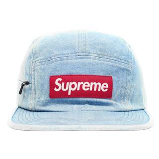 Supreme -  2017AW Supreme デニムキャップ