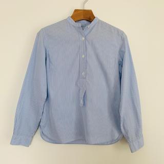 マーガレットハウエル(MARGARET HOWELL)のマーガレットハウエル  スタンドカラーシャツ I(シャツ/ブラウス(長袖/七分))