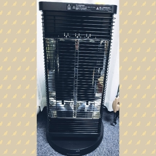 ダイキン(DAIKIN)の電気ストーブ シーズヒーター DAIKIN CERAMHEAT セラムヒート(電気ヒーター)