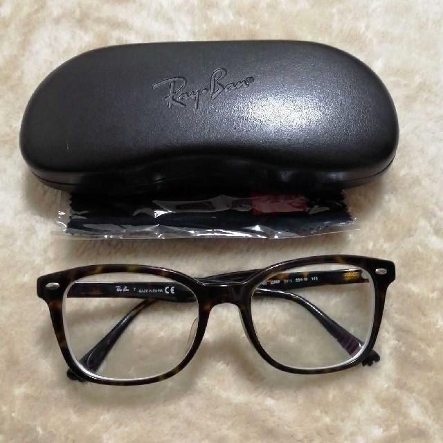 Ray-Ban(レイバン)のRay-Ban メガネフレーム レディースのファッション小物(サングラス/メガネ)の商品写真