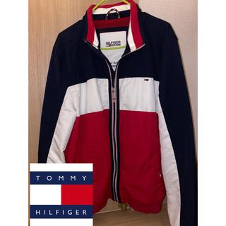 TOMMY HILFIGER - (大特価) TOMMY HILFIGER ナイロンジャケット