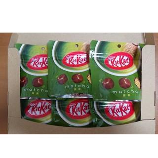ネスレ(Nestle)のキットカット 抹茶 matcha 45g ×6(菓子/デザート)