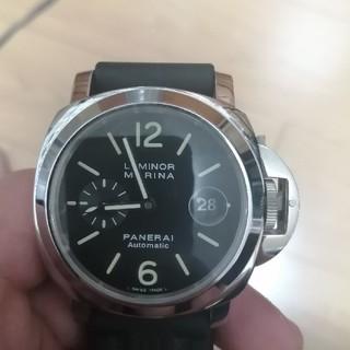 OFFICINE PANERAI - LUMINOR MARINA PANERAI ジャンク品 時計