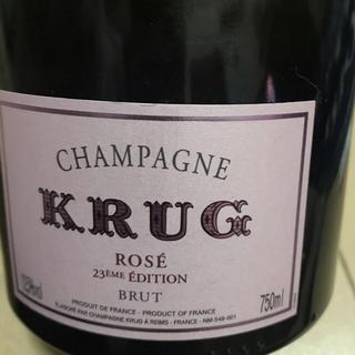 Krug - KRUGロゼ eme Edition 750ミリ