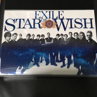 EXILE / STAR OF WISH 豪華版