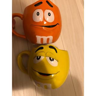 M&M - 大きめマグカップ M&M 2点セット