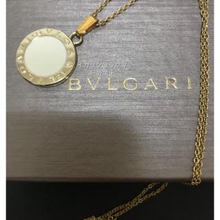 BVLGARI - 【新品正規】ブルガリ ネックレス ペンダント チェーン付き チャーム