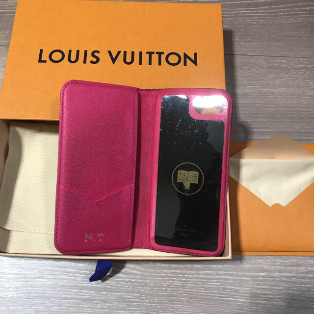 iphonexsmax ケース おもしろ | LOUIS VUITTON - ルイヴィトン iPhone7/8ケースの通販 by えぬ's shop|ルイヴィトンならラクマ
