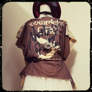 ヴィヴィアンウエストウッド(Vivienne Westwood)の新品・Worlds end限定・スクエアT・Worlds end(Tシャツ(半袖/袖なし))
