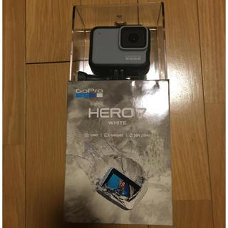 GoPro - 新品未開封 保証書付き GoPro HERO7 White