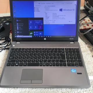 ヒューレットパッカード(HP)のHP  cpui3 Windows10です。(ノートPC)