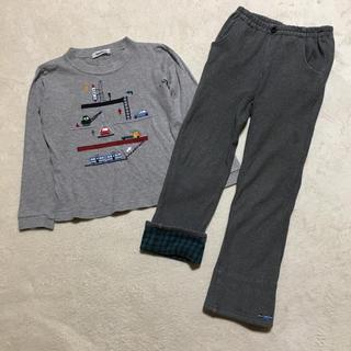 familiar - ファミリア Tシャツ パンツ familiar