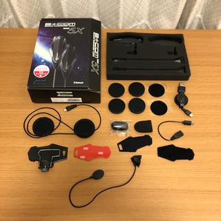 ビーコム SB5X ブラック 1台 v1.5済 インカム