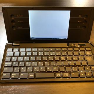 キングジム(キングジム)のポメラ DM100 取説、保証書、外箱あり、FlashAir8GBつけます(その他)