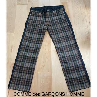 コムデギャルソン(COMME des GARCONS)の COMME des GARÇONS HOMME デニムパンツ(デニム/ジーンズ)