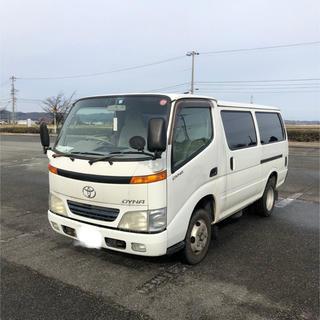 トヨタ - トヨタ ダイナエース ディーゼル 平成13年式  実動車 車検令和2年3月