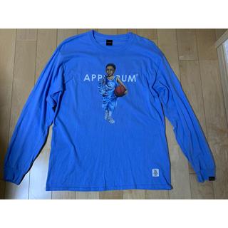 APPLEBUM - Applebum northcarolina long t-shirt Lサイズ