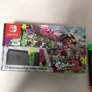 Nintendo Switch - switch スプラトゥーン  値下げ不可