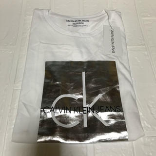 Calvin Klein - 【海外限定モデル★日本サイズS相当ラスト1点】カルバンクライン Tシャツ
