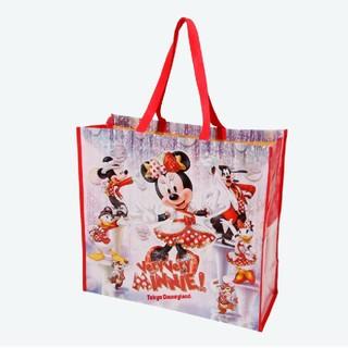 Disney - ベリー ベリー ミニー ショッピングバッグ