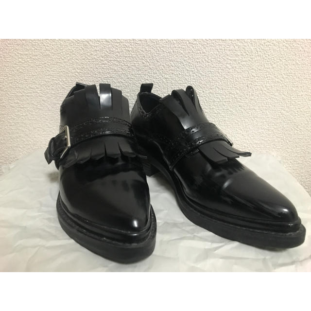 ZARA(ザラ)のZara タッセルローファー シューズ レディースの靴/シューズ(ローファー/革靴)の商品写真