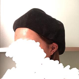 レイビームス(Ray BEAMS)の【値下げ⠀】レイビームス ベレー帽(ハンチング/ベレー帽)
