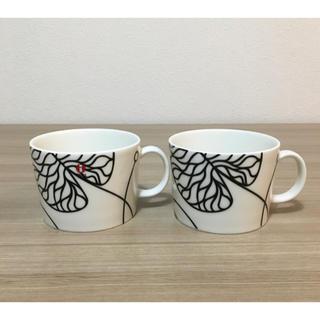 iittala - 《新品&美品》iittala × marimekko ボットナ スープカップ