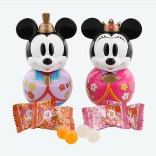 Disney - ディズニー ひなまつり キャンディー プラケース