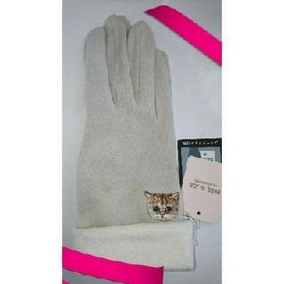 ポール&ジョーシスター(PAUL & JOE SISTER)のポール&ジョー  手袋 新品(手袋)