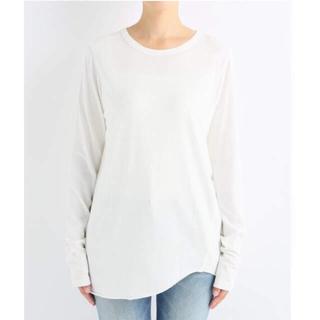 DEUXIEME CLASSE - 新品タグ付き♡Deuxieme購入♡Layering Tシャツ ホワイト
