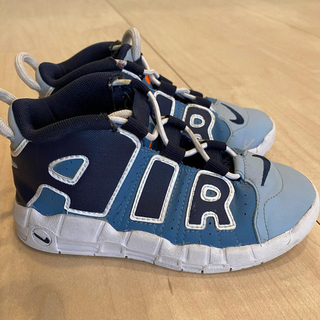 NIKE - Nike Air More Uptempo TD キッズ