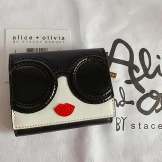 アリスアンドオリビア(Alice+Olivia)のAlice olivia  三つ折り財布 新品未使用 (財布)