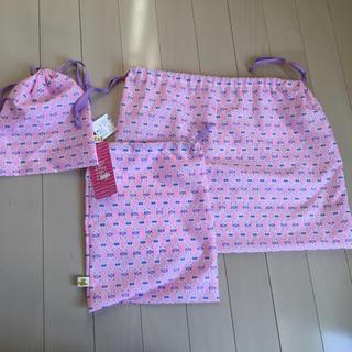 fafa - フェフェ ♡ 巾着セット ピンクラビット