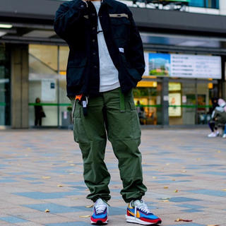 W)taps - wtaps☆TROUSERS NYCO RIPSTOP☆L☆カーゴパンツ