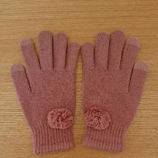 ユニクロ(UNIQLO)のヒートテックニットグローブ(手袋)
