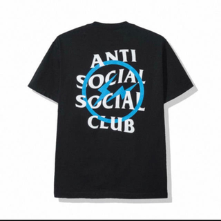 FRAGMENT - ANTI SOCIAL SOCIAL CLUB パーカー  Fragment