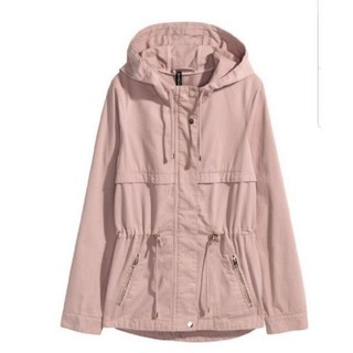 H&M - H&M パーカー付きジャケット新品未使用タグ付き