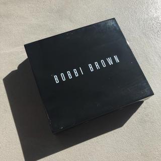 ボビイブラウン(BOBBI BROWN)の【🤍SALE🤍】BOBBI BROWN ブローキット サドル/マホガニー(パウダーアイブロウ)