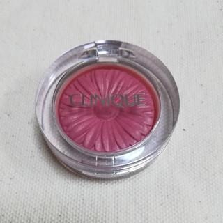 クリニーク(CLINIQUE)のクリニーク チークポップ 13 Rosy pop(チーク)