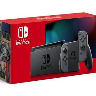 NintendoSwitch 新型グレー30ネオン30(携帯用ゲーム機本体)