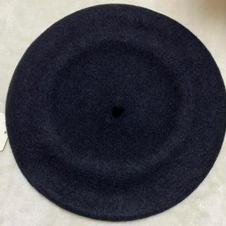 【新品未使用】earth ベレー帽