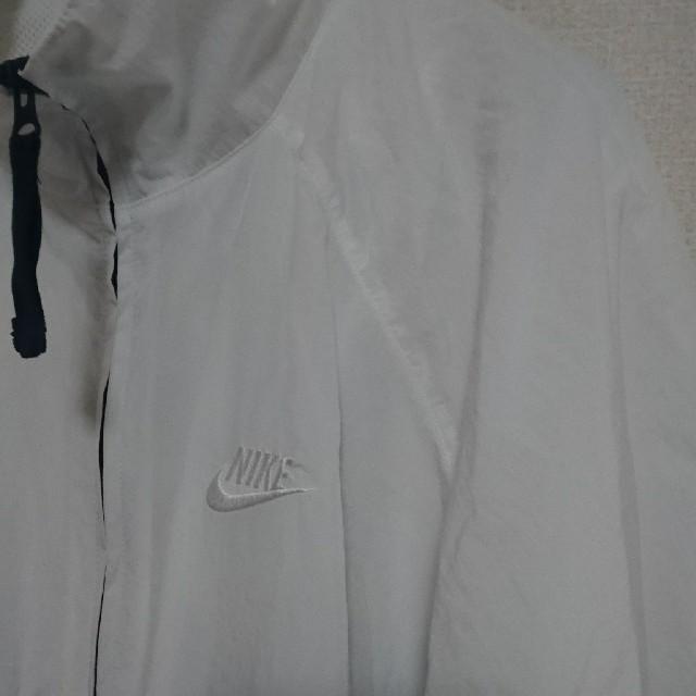 NIKE(ナイキ)のSNさん専用 NIKE ウーブン ナイロンジャケット スウォッシュ メンズのジャケット/アウター(ナイロンジャケット)の商品写真
