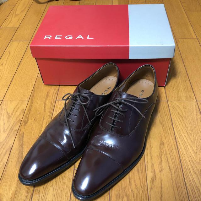 REGAL(リーガル)のREGAL 革靴 ビジネスシューズ メンズの靴/シューズ(ドレス/ビジネス)の商品写真