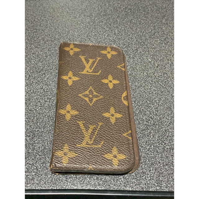 LOUIS VUITTON - ルイヴィトン モノグラム iPhoneケース 正規品の通販