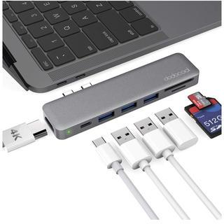Apple - USB TYPE C ハブ 7in1