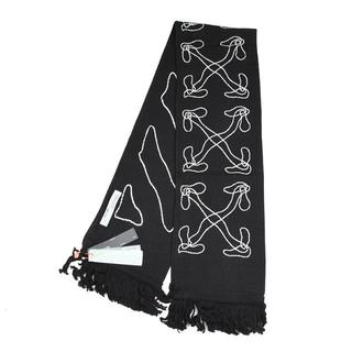 OFF-WHITE - OFF-WHITE オフホワイト ABSTRACT ARROWS マフラー